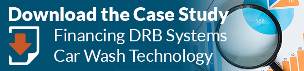 Click to download our free case study on car wash equipment financing